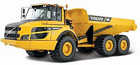 Автомодель серии Construction Bburago Самосвал VOLVO A25G