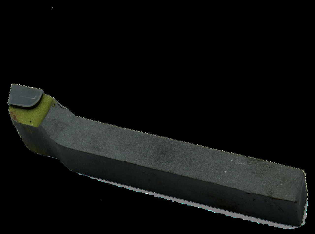 Резец проходной упорный-изогнутый 25х16х140 левый (ВК8) СИТО Беларусь