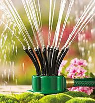 Спринклерный ороситель для газона Multifunctional Water Sprinklers, фото 3