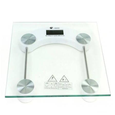Весы напольные электронные 2005D (180кг), фото 2