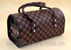 Портативна портативна колонка у стилі сумки Louis Vuitton TTD S01, фото 3