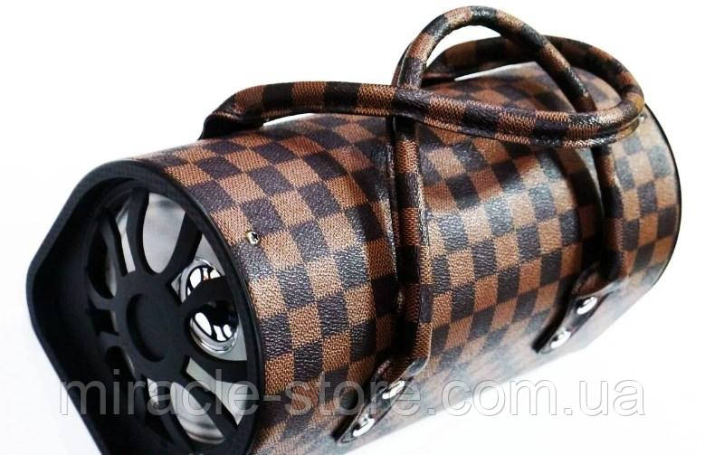 Портативна портативна колонка у стилі сумки Louis Vuitton TTD S01