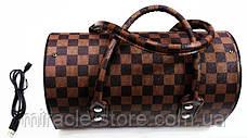 Портативна портативна колонка у стилі сумки Louis Vuitton TTD S01, фото 2