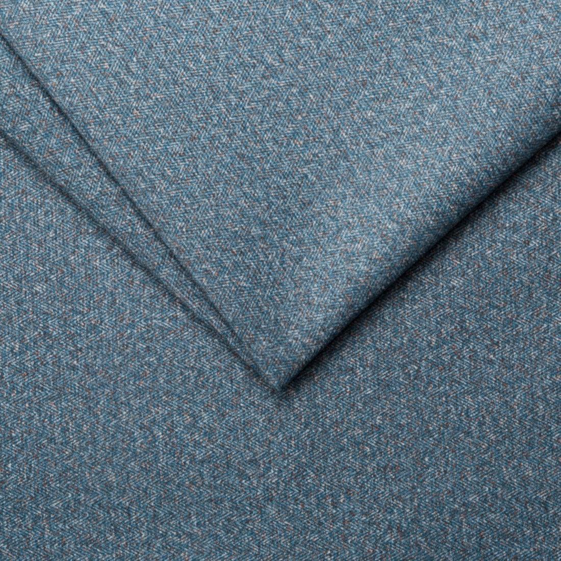 Мебельная ткань Next 12 Blue, велюр