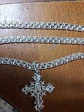 Срібний хрест