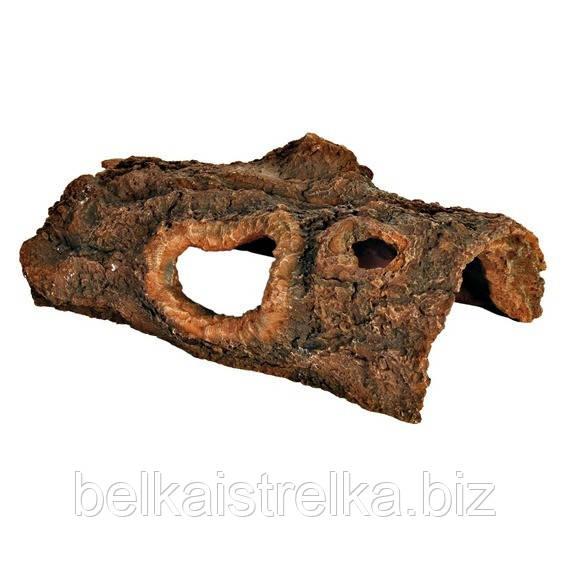 Декорация для аквариума Trixie Бревно для рептилий, 21 см.