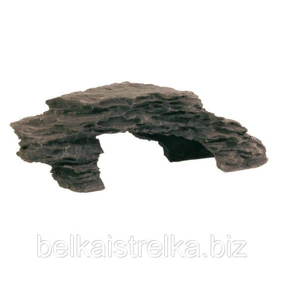 Декорация для аквариума Trixie Плато для рептилий, 19 см.