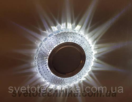 7861MR16 с LED   Точечный светильник