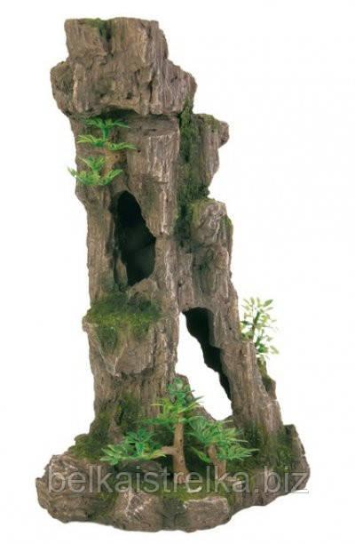 Декорация для аквариума Trixie Скала-колонна, 28 см.