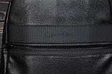 Городской повседневный рюкзак Calvin Klein кельвин Черный Vsem, фото 3