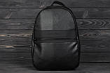 Городской повседневный рюкзак Calvin Klein кельвин Черный Vsem, фото 4