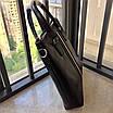 Сумка BALLY черная с ручкой, фото 7