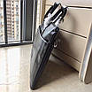 Сумка кожаная вместительная BALLY Мужской мессенджер Балли черного цвета кожаный с ручками, фото 6