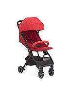 Детская алюминиевая легкая прогулочная коляска книжка Joie PACT Cranberry Красная (S1601AACNB000)
