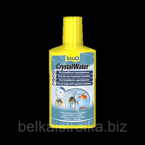 Средство от помутнения воды Tetra Aqua CrystalWater 100 ml