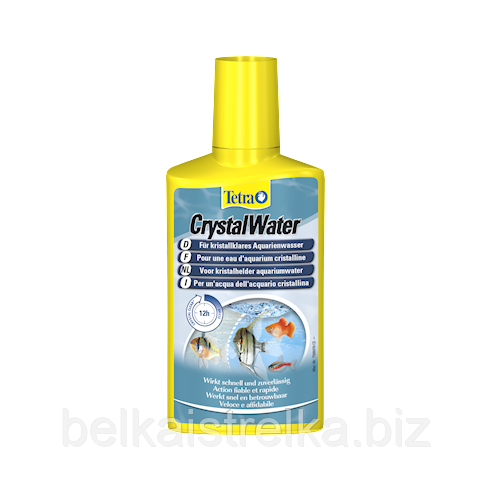 Средство от помутнения воды Tetra Aqua CrystalWater 250 ml
