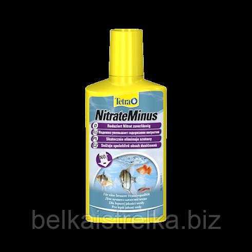Препарат для зниження нітратів Tetra Aqua NitratMinus 250 ml (рідкий) на 1000 л.