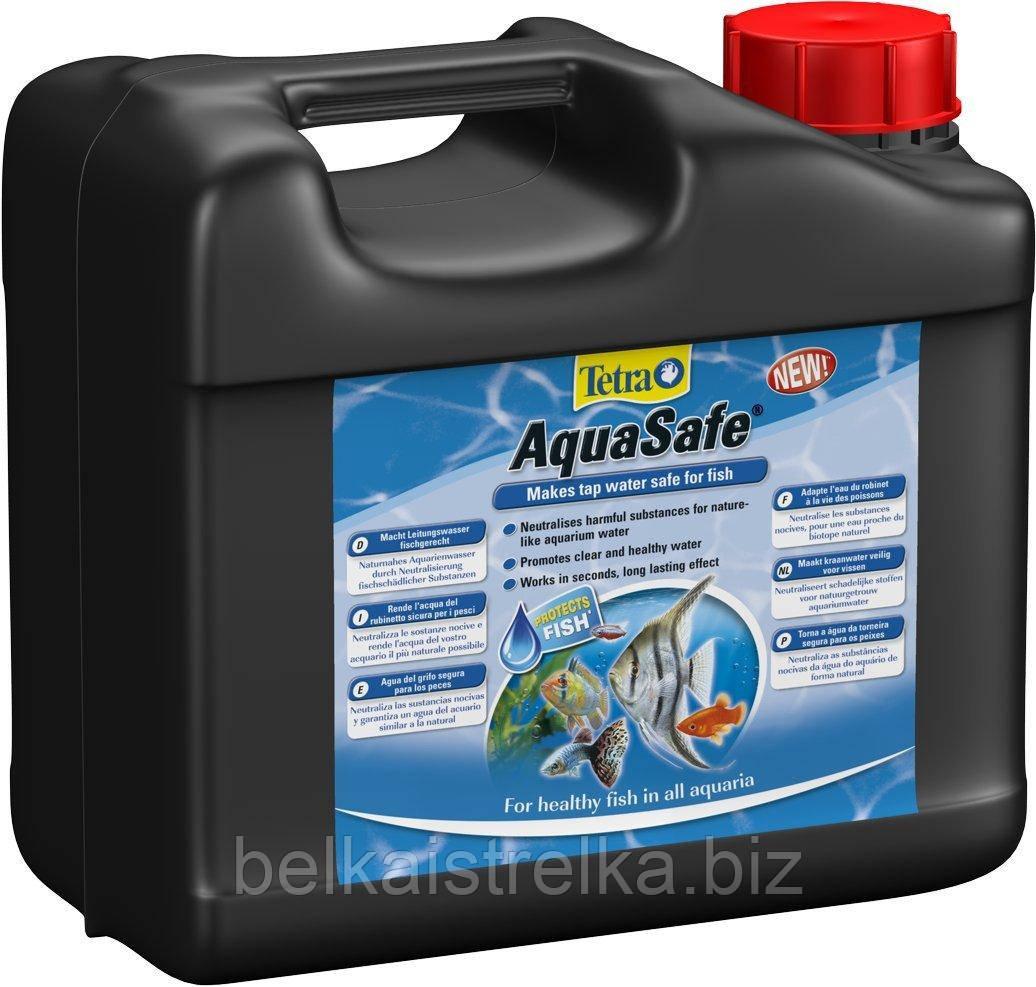 Средство для подготовки воды Tetra AQUA SAFE 5 l на 10 000 л.