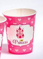 Стаканчик  Принцесса