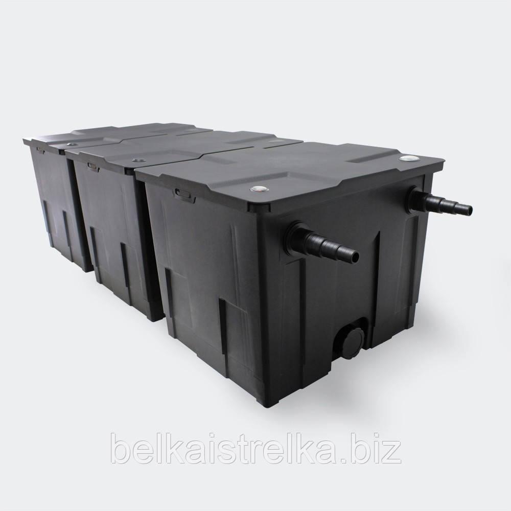 Фильтр прудовый SunSun CBF 350C-UV, для пруда до 90 000 л.