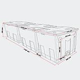 Фильтр прудовый SunSun CBF 350C-UV, для пруда до 90 000 л., фото 5