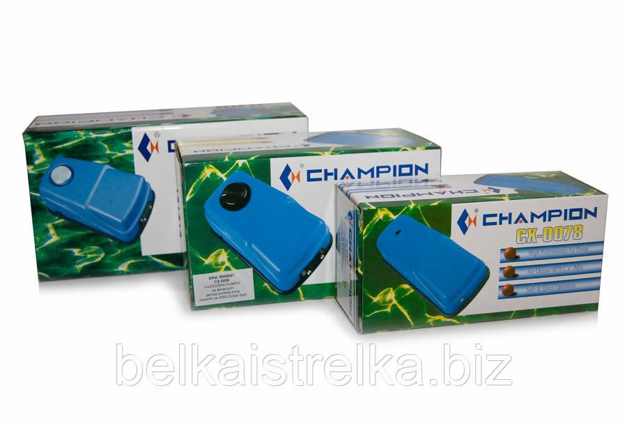 Компрессор Champion CX-0078, одноканальный.