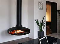Подвесной биокамин - Арт.001 Gloss Fire (podvesnoj-biokamin-art-001)