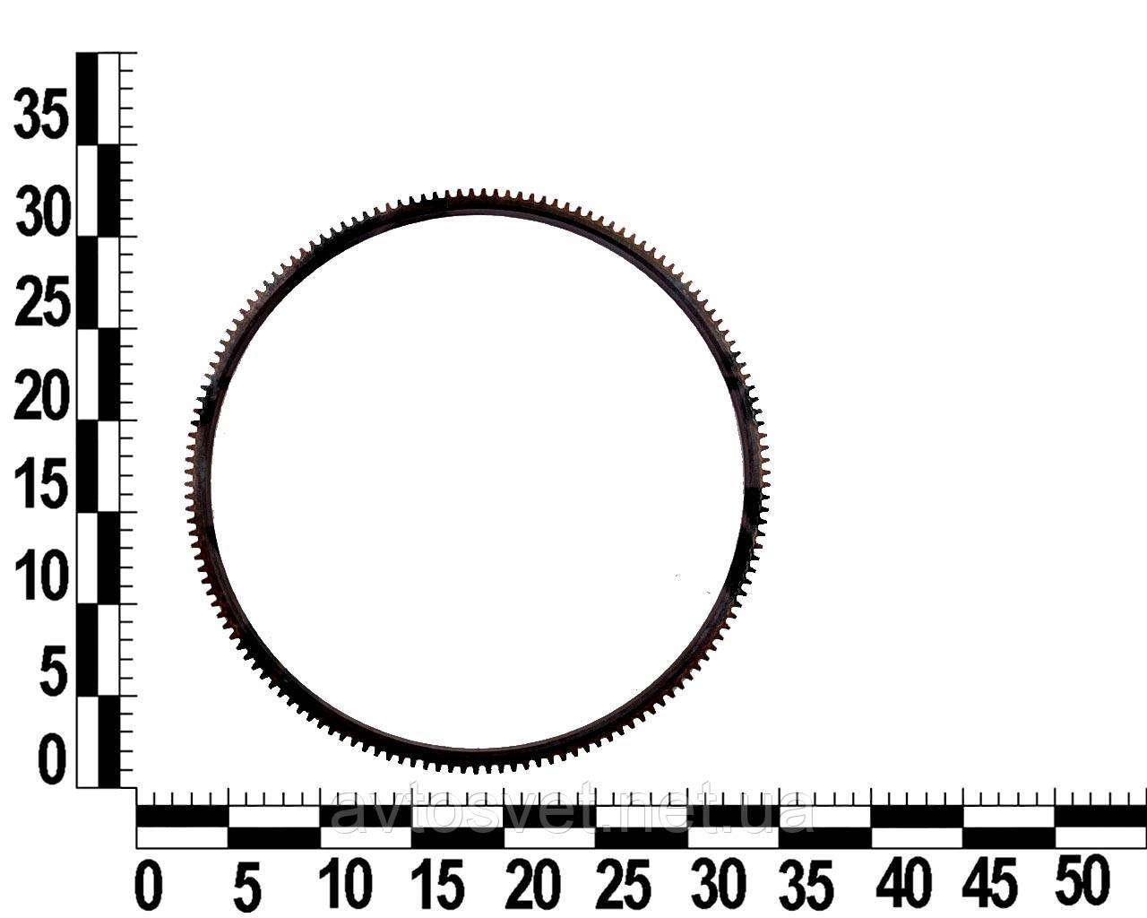 Обод маховика зубчатый (венец) Газель,Волга дв.406,405 (пр-во ЗМЗ) 406.1005125