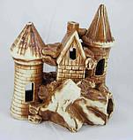 Кераміка для акваріума Замок середній, 18х20 див., фото 2