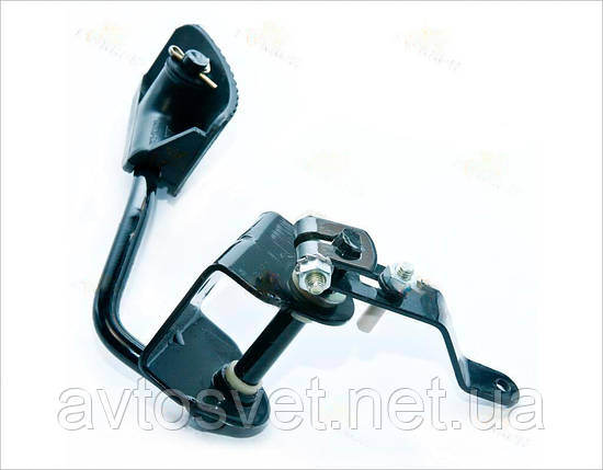 Педаль газу з важелем і валиком (акселератора) Газель,Соболь (пр-во Росія) 3302-1108008, фото 2