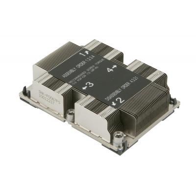 Радиатор охлаждения Supermicro SNK-P0067PS/LGA3647/1U Passive (SNK-P0067PS)
