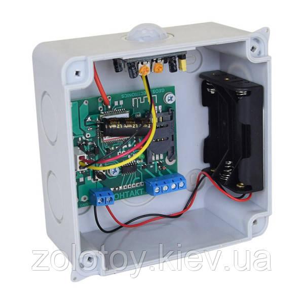 Gsm-сигнализация Geos Контакт от производителя.