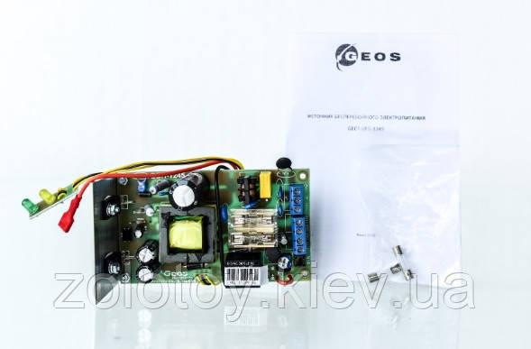 Бесперебойный блок питания Geos ББП-1245 от производителя