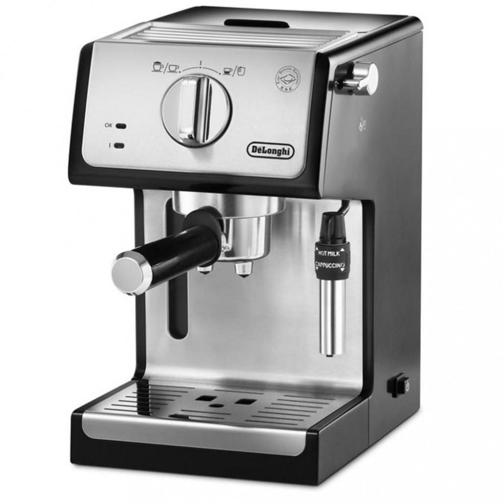 Кофеварка Espresso DeLonghi ECP 35.31 BK STELL