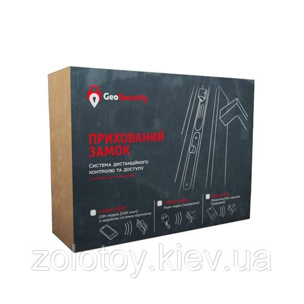 Скрытый замок GEOS LOCK GSM от производителя.