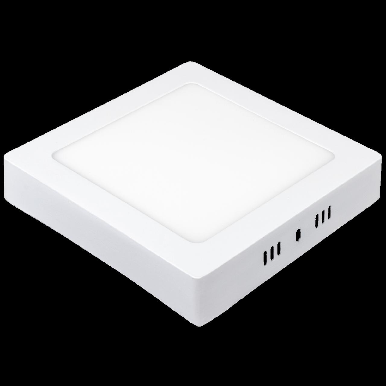 Светодиодный накладной светильник Ilumia 12Вт, 165мм, 4000К (нейтральный белый), 950Лм (038)