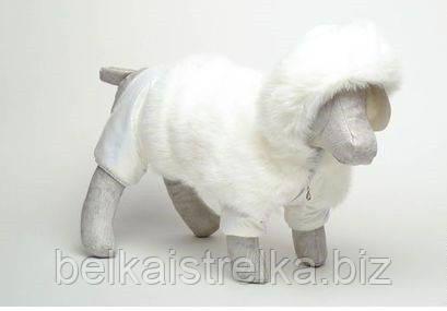 Зимний комбинезон для собак Зайка такса 47х56 (флис, синтепон)