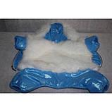 Зимний комбинезон для собак Зайка такса 47х56 (флис, синтепон), фото 5