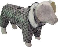 Зимний комбинезон для собак Мимоза такса 47х56 (флис, синтепон), фото 1