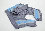 Утепленный комбинезон для собак Заря №0 25х40 (синтепон), фото 2