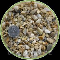 Грунт для аквариума Nechay ZOO белый средний 5-10 мм, 10 кг.