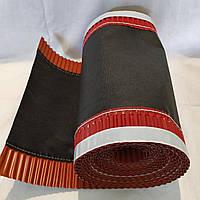 Коньковая вентиляционная лента Top Roll 310х5000 мм кирпичный для керамической и цементно песчаной черепицы