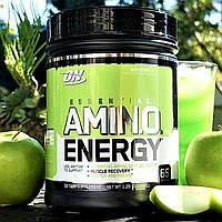 Амінокислоти Optimum Nutrition Amino Energy 585 g 65 порцій Оптимум Аміно Енерджі, ON Energy Amino