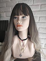 Парик омбре русый блонд, фото 2