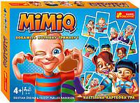 Mimiq, настольная карточная игра, Ranok Creative