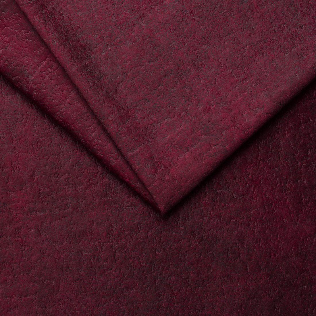Меблева тканина Infinity 7 Ruby Red, велюр