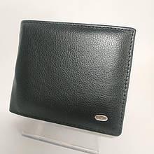 Шкіряний чоловічий гаманець / Кожаный мужской кошелек Dr. BOND MSM-3 Black