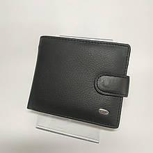Шкіряний чоловічий гаманець / Кожаный мужской кошелек Dr. BOND M13-1 Black