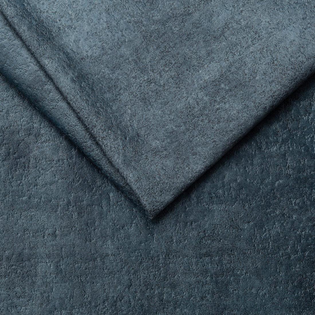 Меблева тканина Infinity 12 Smoke Blue, велюр