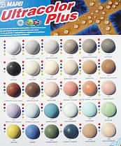 Фуга Mapei Ultracolor Plus 144 / 2 кг / шоколад, фото 3